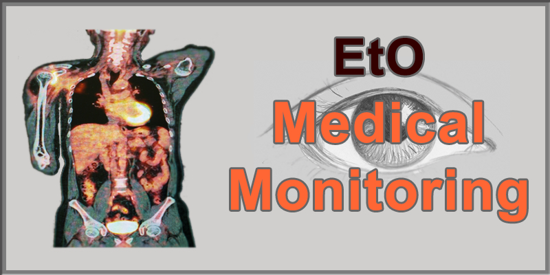 EtO Medical Monitoring